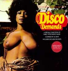 The Best Of Disco Demands - A Special Collection Of Rare 1970s Dance Music, 2 LPs