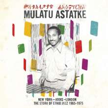 Mulatu Astatqé (geb. 1943): New York-Addis-London - The Story Of Ethio Jazz 1965-1975, 2 LPs
