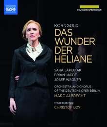 Erich Wolfgang Korngold (1897-1957): Das Wunder der Heliane, Blu-ray Disc