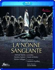 Charles Gounod (1818-1893): La Nonne Sanglante, Blu-ray Disc