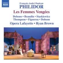 Francois-Andre Danican Philidor (1726-1795): Les Femmes Vengees, CD