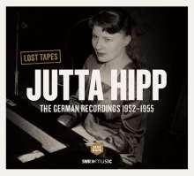 Jutta Hipp (1925-2003): Lost Tapes: The German Recordings, CD