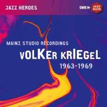 Volker Kriegel (1943-2003): Mainz Studio Recordings, 2 CDs