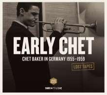 Chet Baker (1929-1988): Lost Tapes: In Germany 1955 - 1959, CD