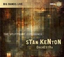 Stan Kenton (1911-1979): The Stuttgart Experience, CD