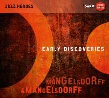 Albert & Emil Mangelsdorff: Early Discoveries, 2 CDs