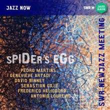 Spider's Egg: SWR Newjazz Meeting 2017, 2 CDs