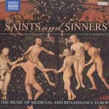 """Musik aus Mittelalter & Renaissance """"Saints and Sinners"""", 10 CDs"""