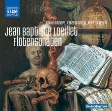 Jean Baptiste Loeillet de Gant (1688-1717): Flötensonaten, CD