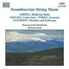Skandinavische Musik für Streicher, CD