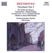 Ludwig van Beethoven (1770-1827): Ouvertüren, CD