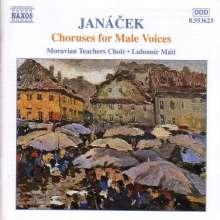 Leos Janacek (1854-1928): Werke für Männerchor, CD