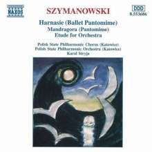 Karol Szymanowski (1882-1937): Harnasie op.55 (Ballett-Pantomime), CD