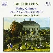 Ludwig van Beethoven (1770-1827): Streichquintette (Transkriptionen von Carl Khym) Vol.1, CD