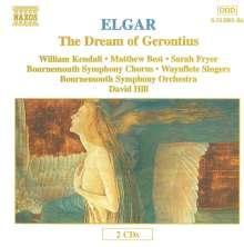 Edward Elgar (1857-1934): The Dream of Gerontius op.38, 2 CDs