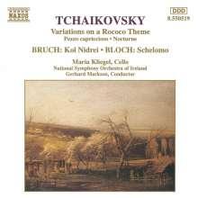 Maria Kliegel spielt Werke für Cello & Orchester, CD