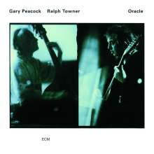 Gary Peacock (geb. 1935): Oracle, CD