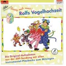 Sing mit uns ... Rolfs Vogelhochzeit, CD