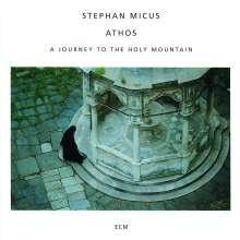 Stephan Micus (geb. 1953): Athos, CD
