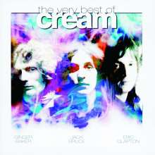 Cream: The Very Best Of Cream, CD