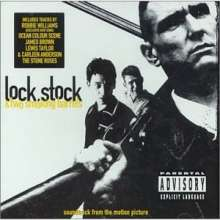 Filmmusik: Bube Dame König As (Lock, Stock & Two Smoking Barrels), CD