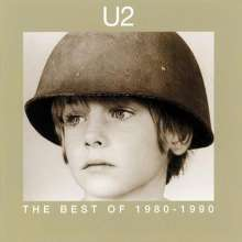 U2: The Best Of 1980 - 1990, CD