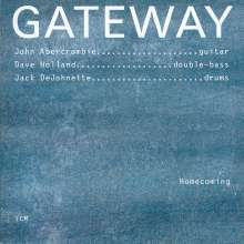John Abercrombie (1944-2017): Gateway - Homecoming, CD