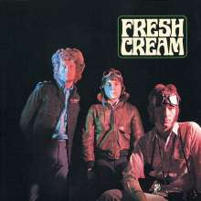 Cream: Fresh Cream, CD