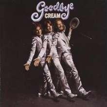 Cream: Goodbye, CD