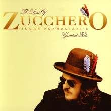Zucchero: The Best - Greatest Hits  (Italian Version), CD