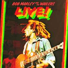 Bob Marley (1945-1981): Live At The Lyceum, CD