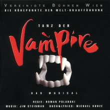 Musical: Tanz der Vampire, CD