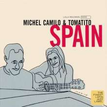 Michel Camilo & Tomatito: Spain, CD