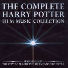 Filmmusik: The Complete Harry Potter Film Music Collection, 2 CDs