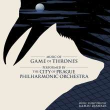 The City Of Prague Philharmonic Orchestra: Filmmusik: The Game Of Thrones Symphony, CD