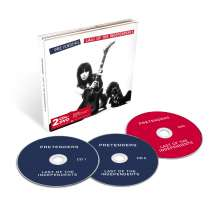 The Pretenders: Last Of The Independents (Deluxe Edition), 2 CDs und 1 DVD