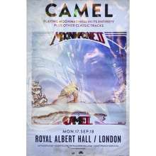 Camel: Live At The Royal Albert Hall, Blu-ray Disc
