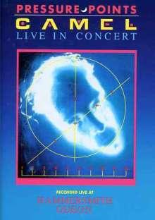 Camel: Pressure Points: Live, DVD