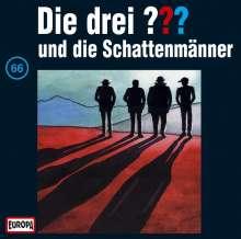 Die drei ??? (Folge 066) und die Schattenmänner, CD