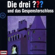 Die drei ??? (Folge 011) und das Gespensterschloß, CD