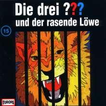 Die drei ??? (Folge 015) und der rasende Löwe, CD