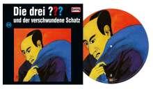 Die drei ???: Die drei ??? (Folge 22) - und der verschwundene Schatz (Limited Edition) (Picture Disc), LP