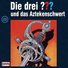 Die drei ???: die drei ??? und das Aztekenschwert (Folge 23) (Picture Disc), LP