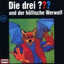 Die drei ??? (Folge 043) und der höllische Werwolf, CD