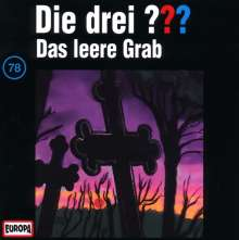 Die drei ??? (Folge 078) - Das leere Grab, CD