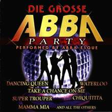 Abba-Esque: Die große Abba-Party, CD