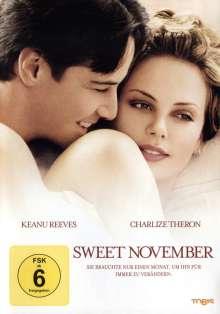 Sweet November, DVD