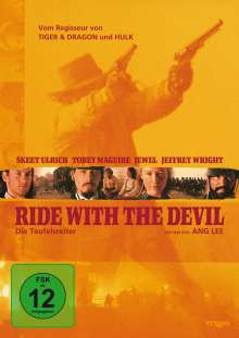 Ride With The Devil, DVD