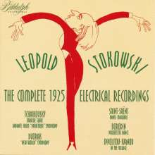 Leopold Stokowski - Complete 1925 Electrical Recordings, CD
