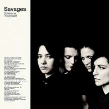 Savages (Post Punk): Silence Yourself, LP